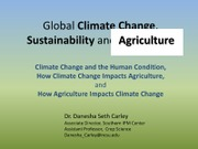 ES 200_Climate change and Ag Lecture 2 CARLEY