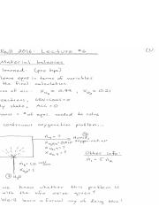 ChE10-16F-Lecture 6 Notes