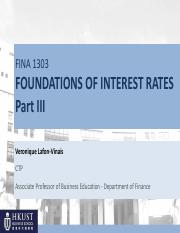 Ch4 Interest Rates III
