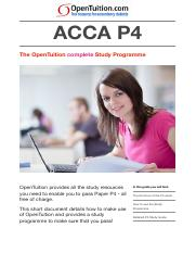 ACCA_P4_Study_Guide_OpenTuition