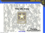 MSL102L02_The_US_Army