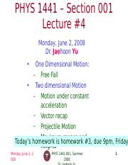 phys1441-summer08-060208-post