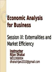 Session9-Externalities and Market Efficiency.ppt