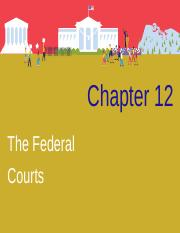 Federal Courts.ppt