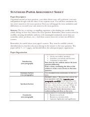 Synthesis Paper Assignment Sheet.pdf