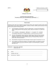 360684692 Borang J P A Link 2 2009 Docx Sulit Borang J P A Lnpk 2 2009 Kerajaan Malaysia Laporan Penilaian Prestasi Khas Bagi Pegawai Kumpulan Course Hero