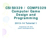 CSIS0329_1314_Tutorial1