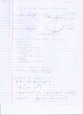 3.8 Notes - Hyperbolic Functions