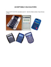 Four_function_calculators