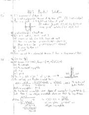 HW3 Solution