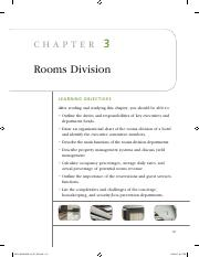 rooms division by walker
