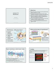 Lectures 7-8 Membranes student-6slides