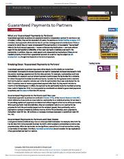 Guaranteed Payments To Partners.pdf
