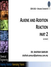 Lecture 6.2 Organic Chemistry.pdf