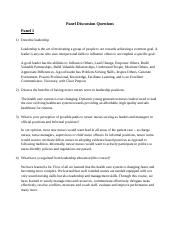 week 5 leadership outline rubric coll148 Course outline (includes projects, discussion boards) content outline: week 1: principles of coaching  leadership and collaboration  (discussion rubric) 40% .