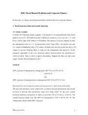 Corporate Finance Teaching Notes-13-1