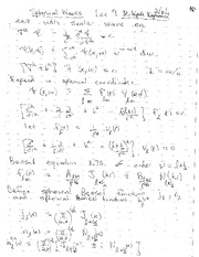 Lecture Notes I on Electricity and Magnetism
