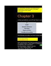 FCF Chapter 03 Excel Master student.xlsx