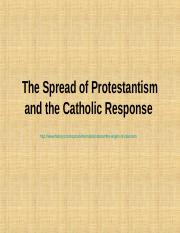 5-4 (The Spread of Protestantism)
