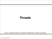 Threads Overview