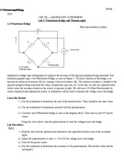 Measurment_Lab_Experiment3_Wheatstone_Bridge_and_Thermocouple_Spring_2010