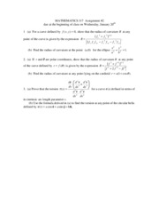 MATHEMATICS 317 T2 Assignment2(2)