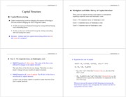 FINA0303_Notes2 (Capital structure_raising capital_MAs)