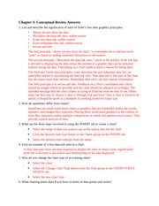 SIBEX13_CH03 Conceptual Review Answers