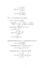 Analytical Mech Homework Solutions 127