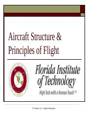Aircraft Structure & Principles of Flight 11-17-2011.pptx