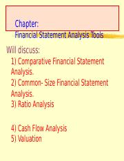 04 FSA Analysis Tools.ppt