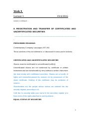 registration and transfer of certificated and uncertificated securites.docx.doc