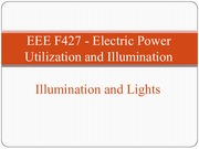EEE F427 - Lecture 2