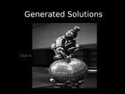 Generated Solutions
