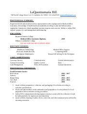 LaQuentramaria Hill - Resume.docx