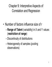 9 - Interpretation of Correlation and Regression.pdf