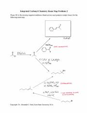 Integrated Carbonyl Chemistry Route Map Problems 2.pdf