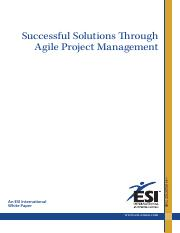 successful-solutions-through-agile-project-management