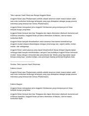 Teks Laporan Hasil Observasi Bunga Anggrek Bulan Docx Teks Laporan Hasil Observasi Bunga Anggrek Bulan Anggrek Bulan Atau Phalaenopsis Ambilis Adalah Course Hero