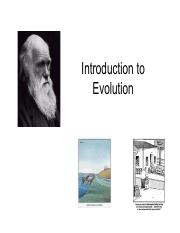 106 - evolution intro (print out) missed this day.pdf