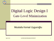 Chapter_3_Gate-Level_Minimization