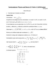prelim1 - equation sheet