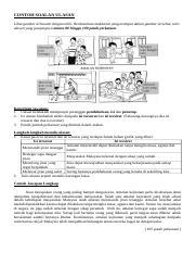 269366711 Contoh Soalan Ulasan Docx Contoh Soalan Ulasan Lihat Gambar Di Bawah Dengan Teliti Berdasarkan Maklumat Yang Terdapat Dalam Gambar Tersebut Course Hero