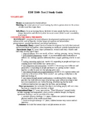 EDF3340-Test 2 Study Guide.docx