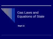 05) Equations of State 9-11