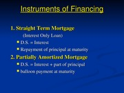 RE10-Mortgage+Instruments