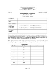 Fa99 midterm 2-solutions