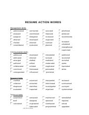 Resume Action Words Tip Sheet.doc