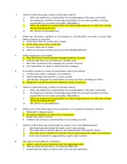 acct 220 chapter 6 fun quiz Chapter 2: financial statements and accounting transactions  multiple choice quiz  of the business separate from the personal records of the owner of the.