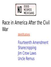 04- Race in America After the Civil War(1)